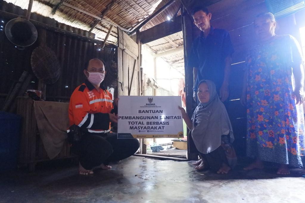 Pembangunan Sanitasi Untuk Fatmawati
