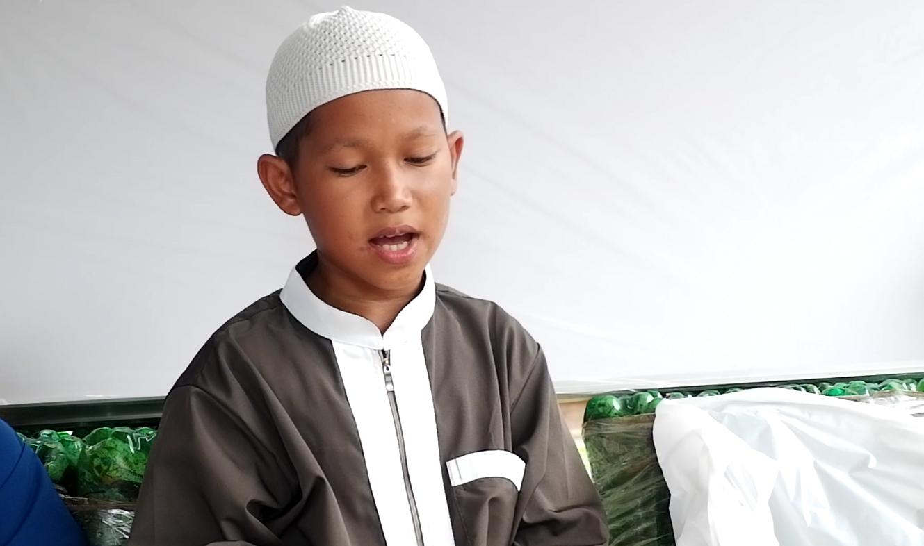 Ramadhan, Anak Dusun, Penghafal Al Quran